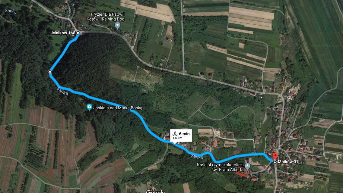 Rowerem Po Małopolsce Dolina Mnikowska I Kryspinów
