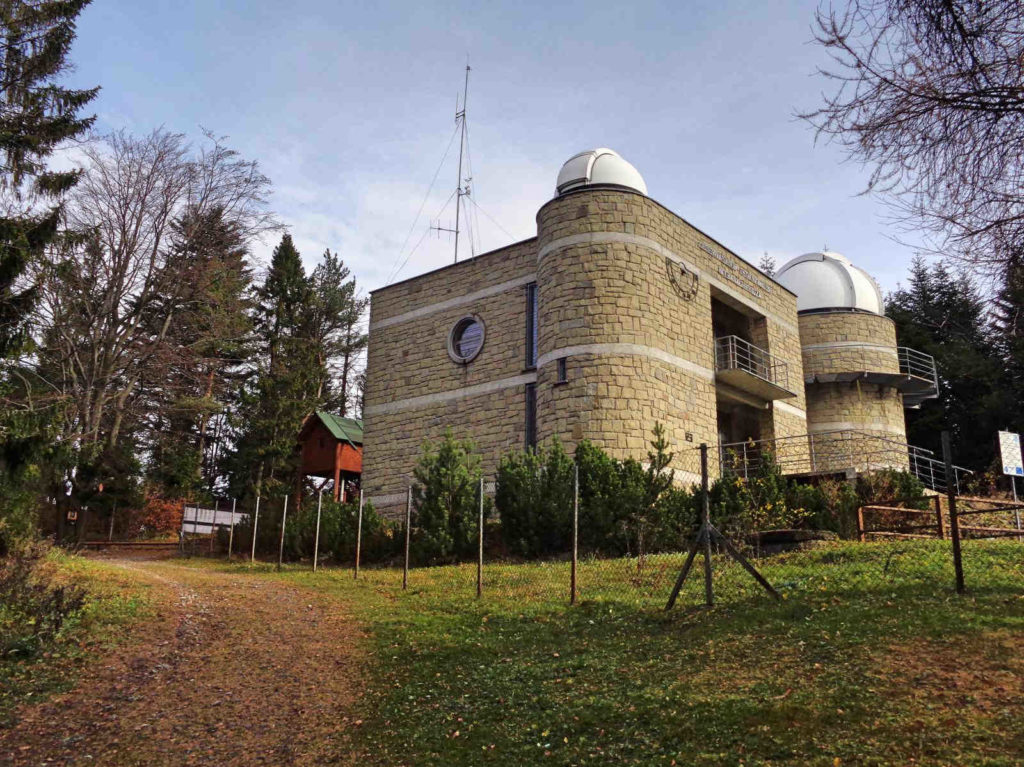 Lubomir, obserwatorium