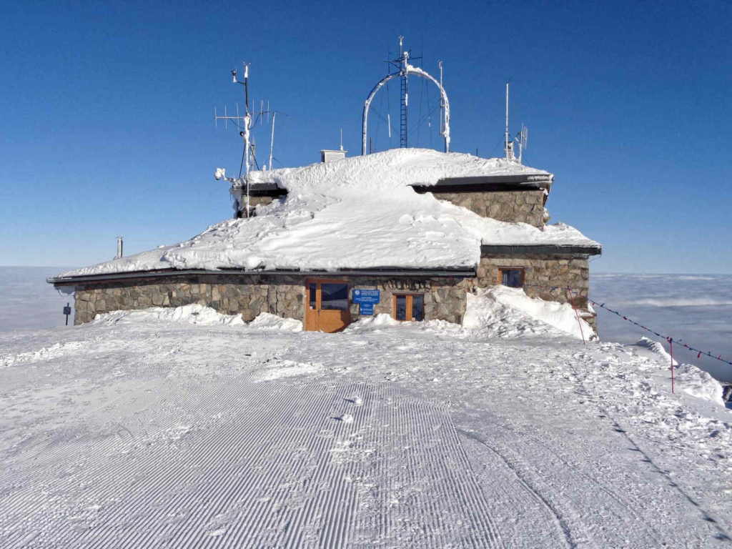 Kasprowy Wierch, obserwatorium