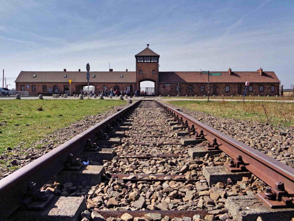 Obóz koncentracyjny w Oświęcimiu
