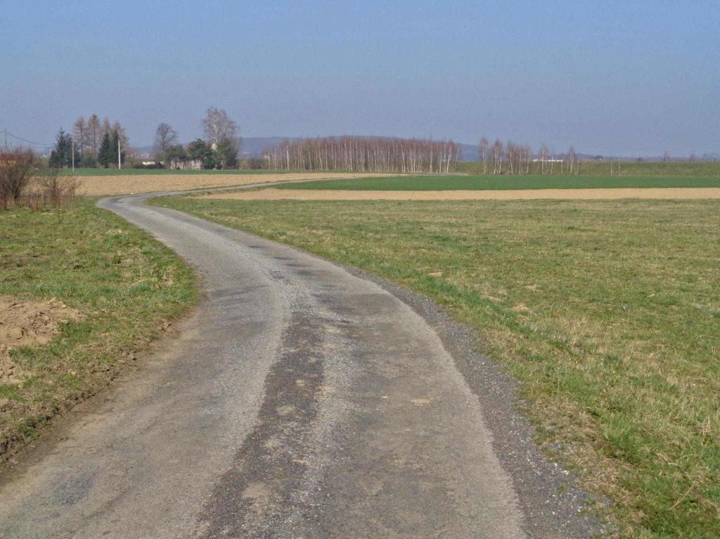 WTR pomiędzy miejscowościami Facimiech i Pozowice