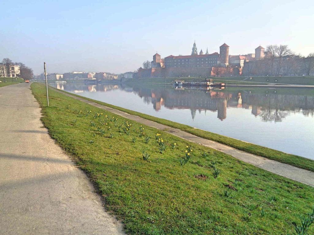 WTR, Wawel i bulwary wiślane w Krakowie