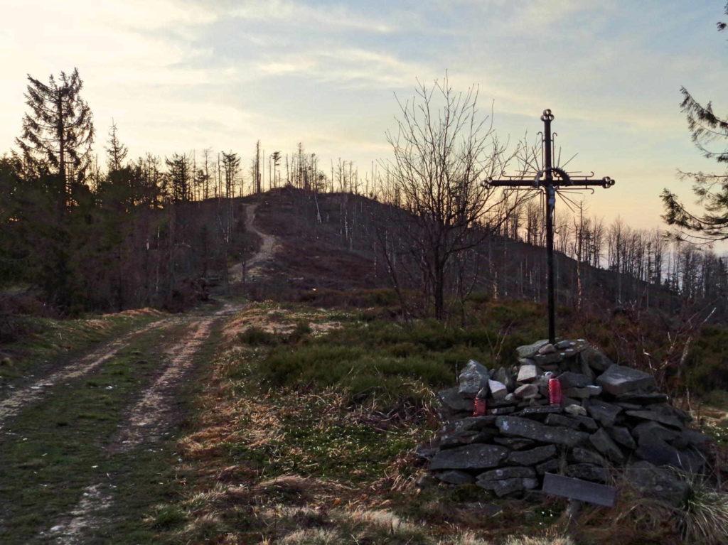 Krzyż pod Lubaniem