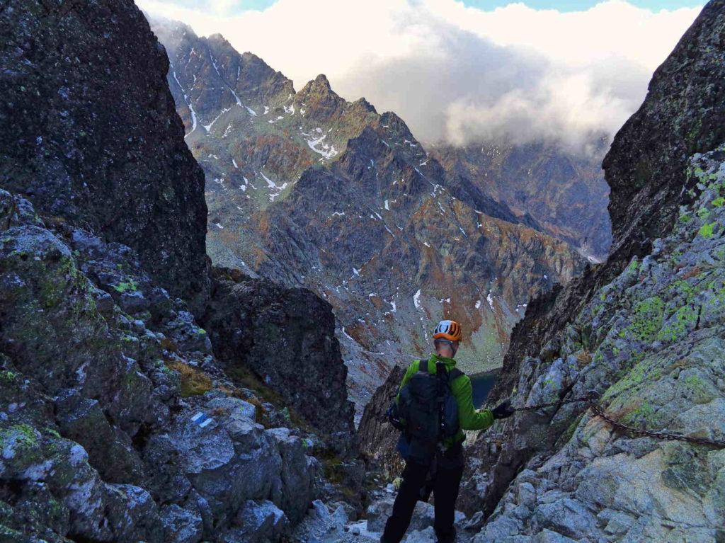 Przełęcz Rohatka