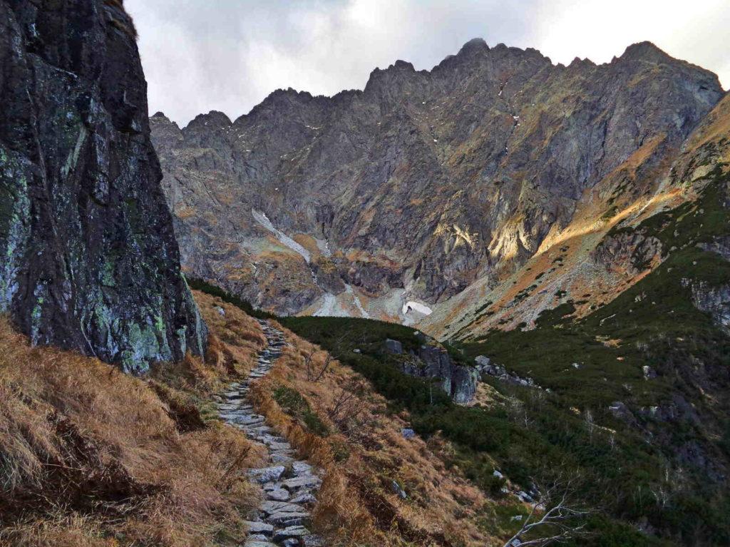 Szlak na Małą Wysoką