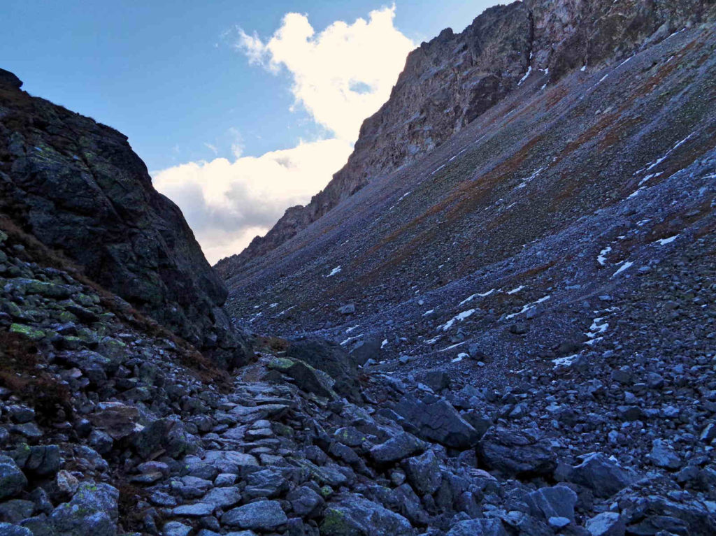 Szlak przez Kotlinę pod Rohatką