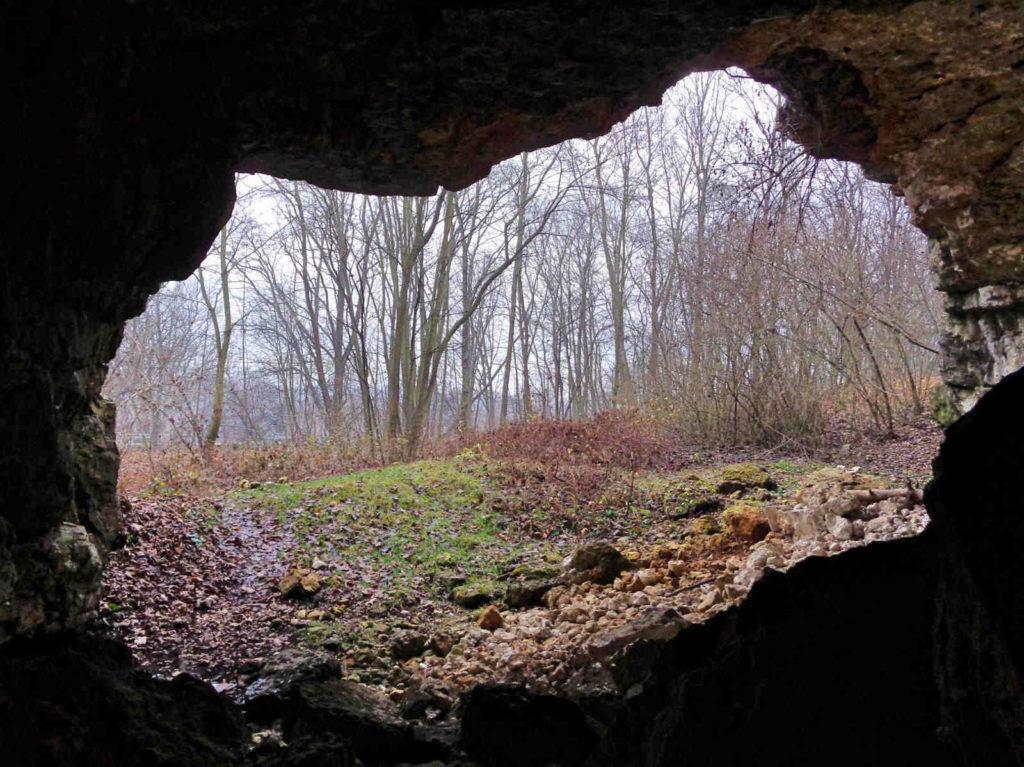 Jaskinia Jasna, Zakrzówek