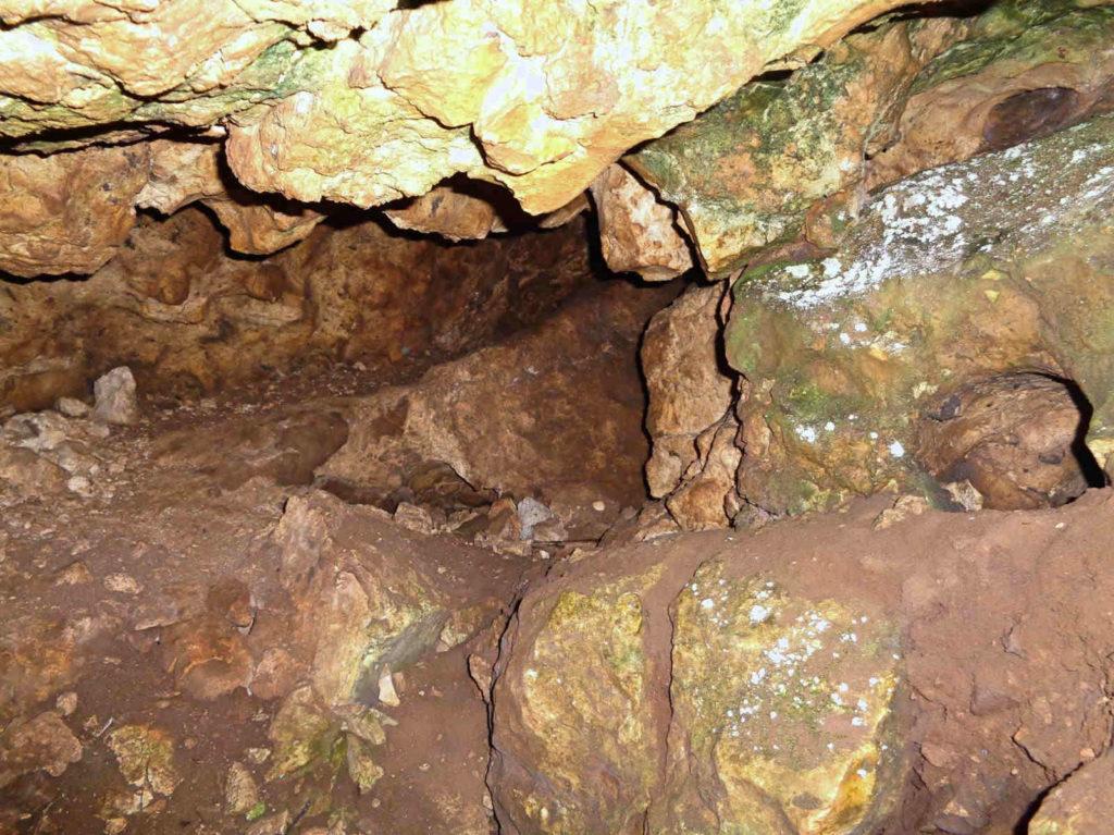 Jaskinia pod Nyżą, Zakrzówek