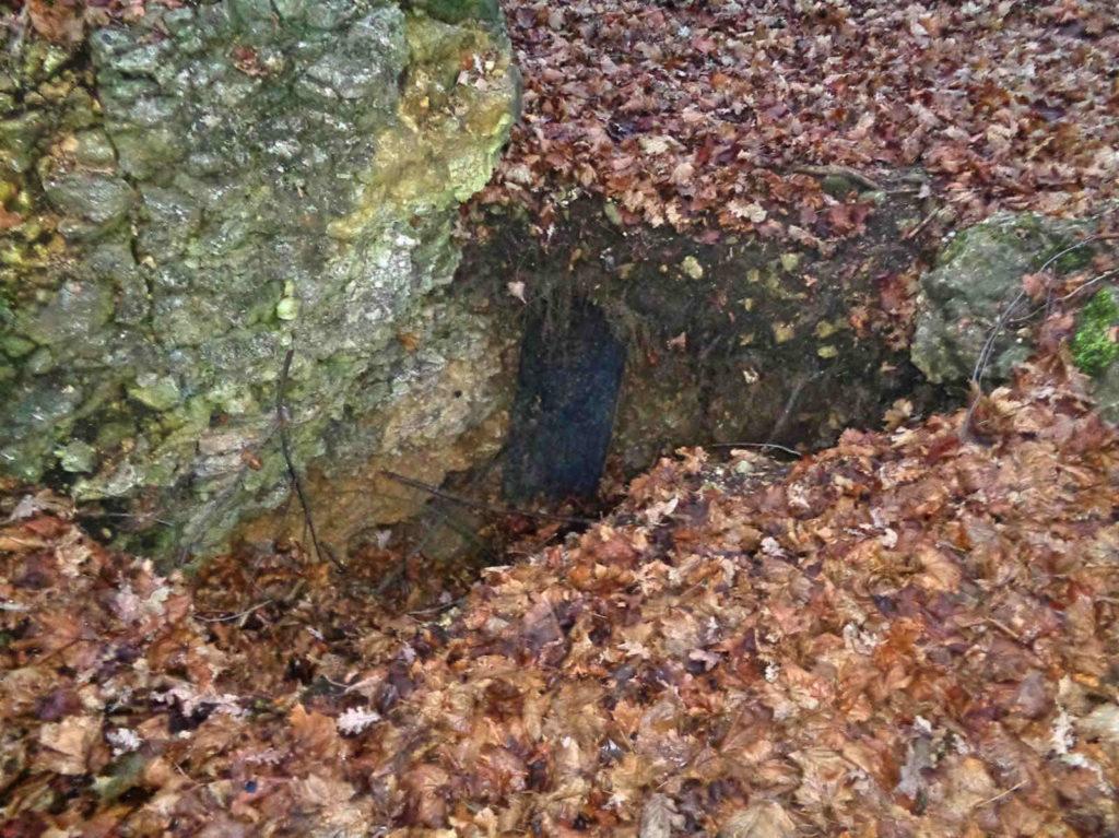 Jaskinia z Kulkami, Kraków