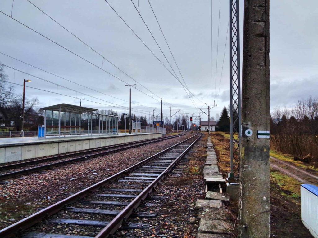 Radziszów, stacja PKP