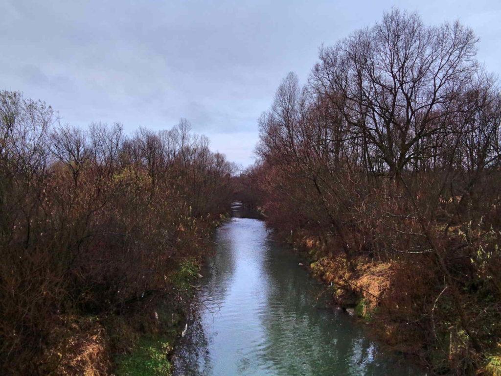Rzeka Skawinka