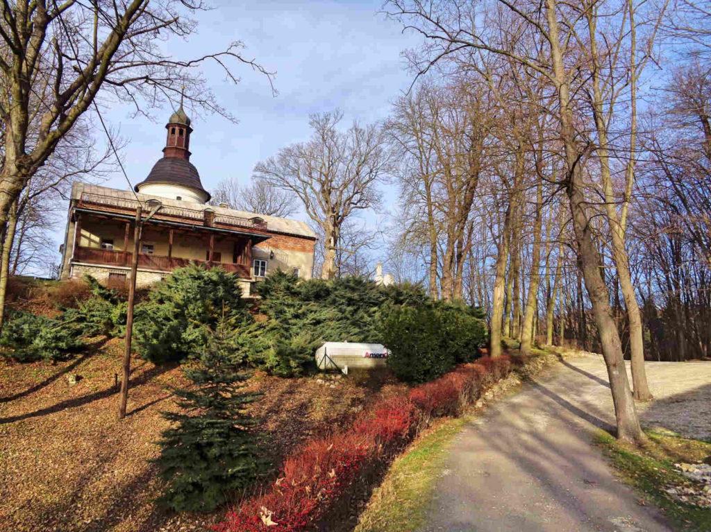 Ojcowski Park Narodowy, kościół