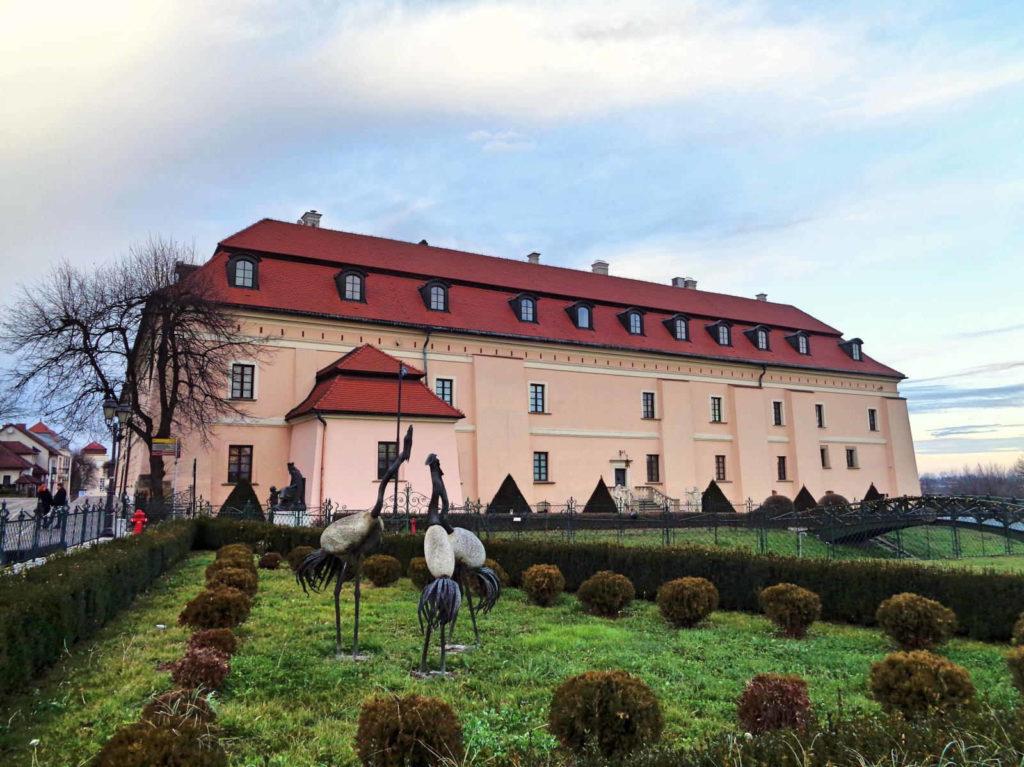 Niepołomice, zamek