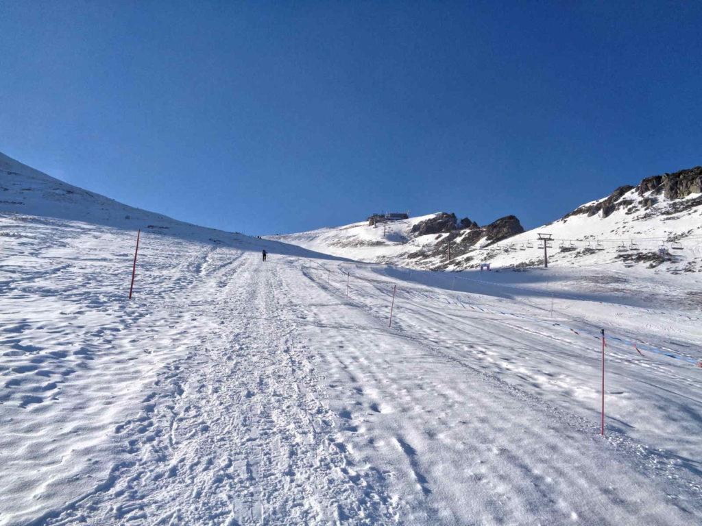 Zimą na Kasprowy Wierch