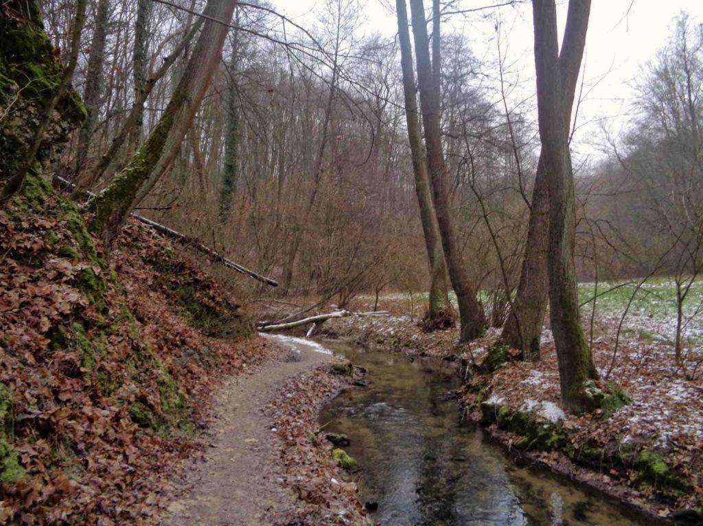 Dolina Mnikowska, Sanka