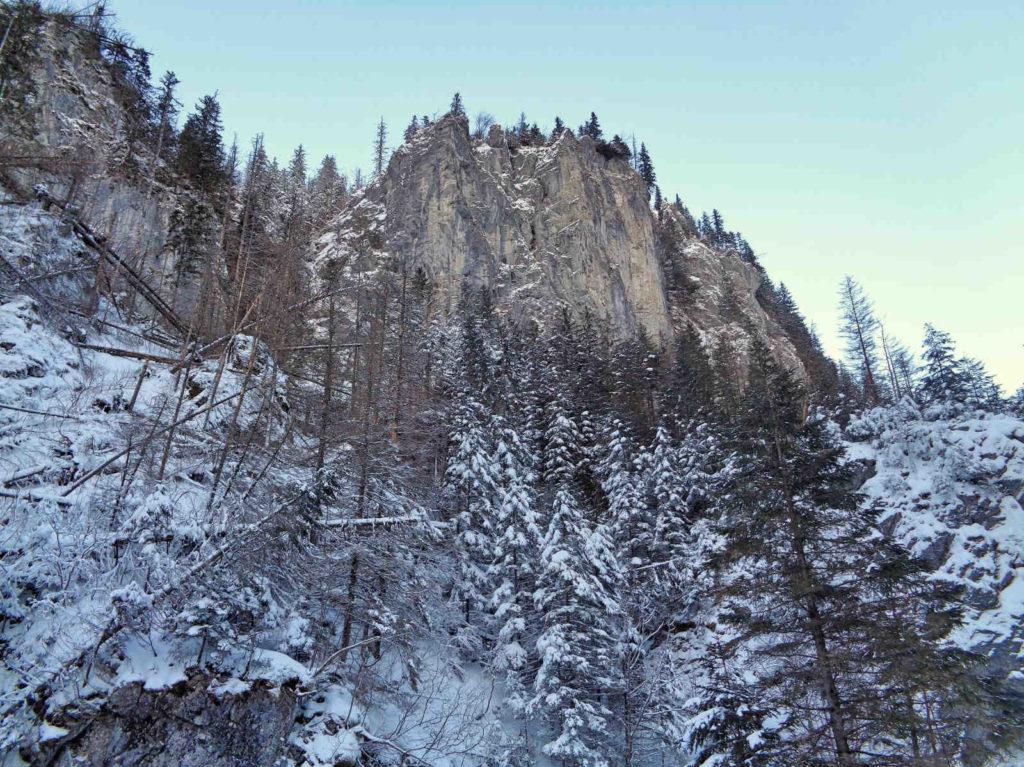 Dolina Chochołowska, skałki