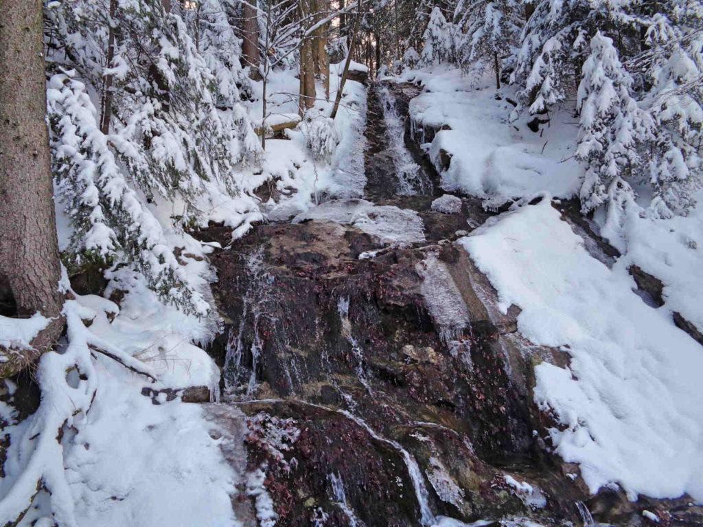 Wodospad Spadowiec
