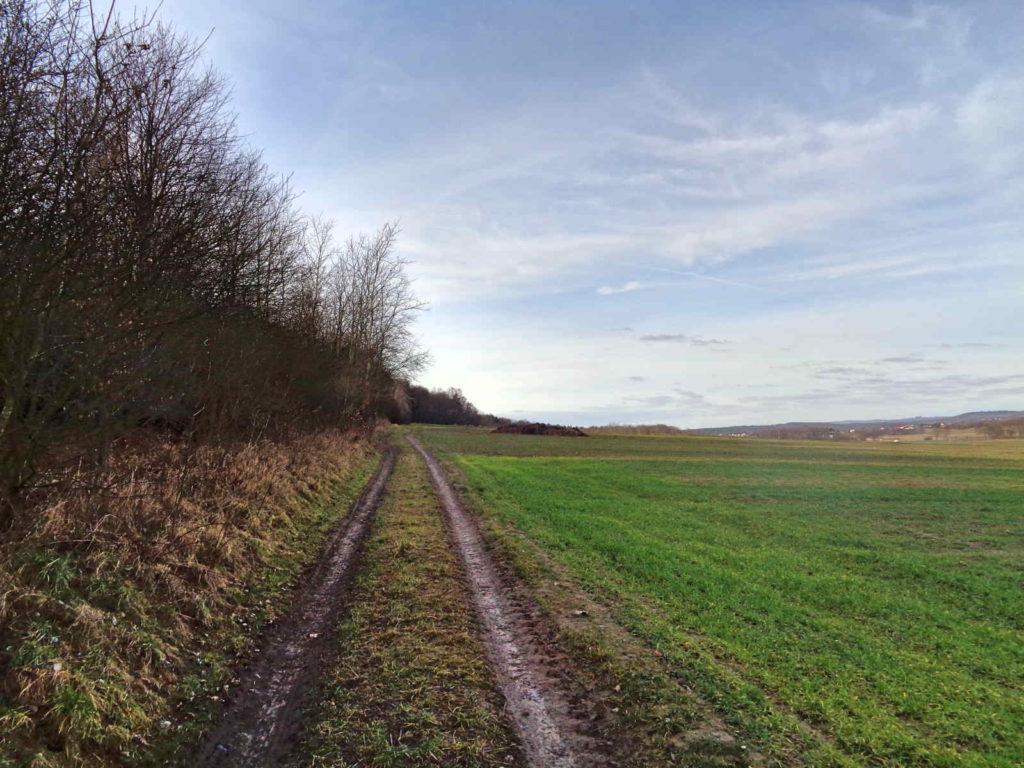 Kajasówka, ścieżka geologiczna