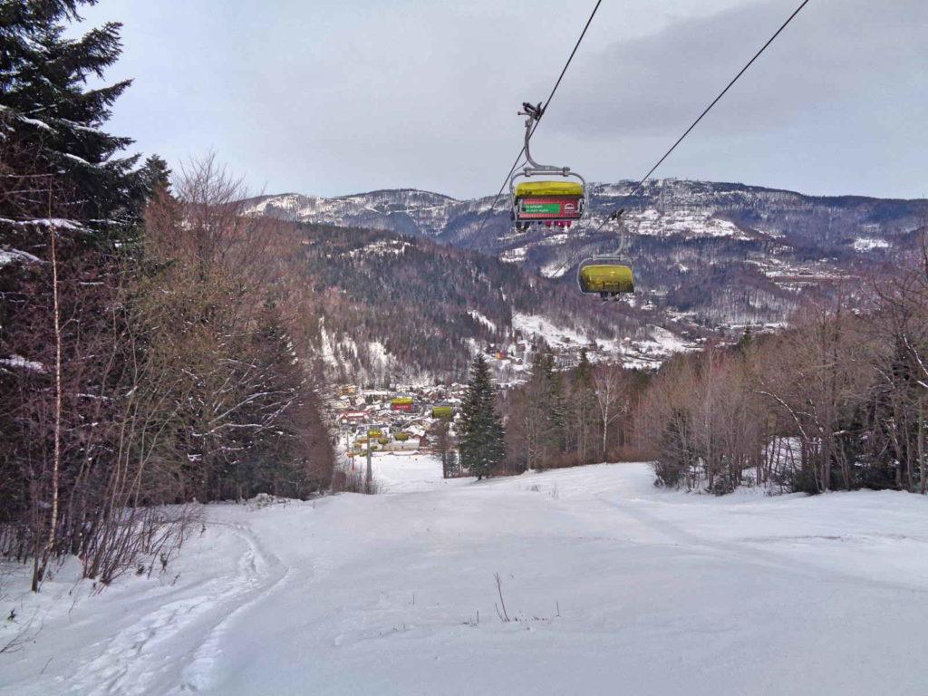 Skrzyczne, wyciągi narciarskie