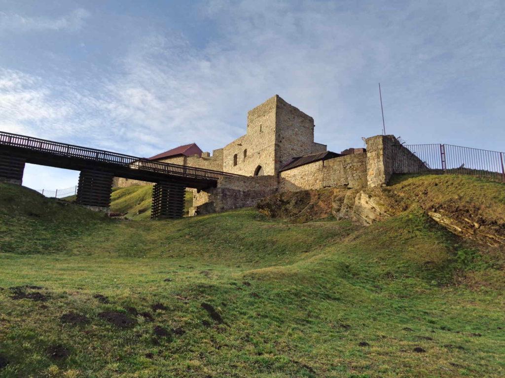 Dobczyce, zamek