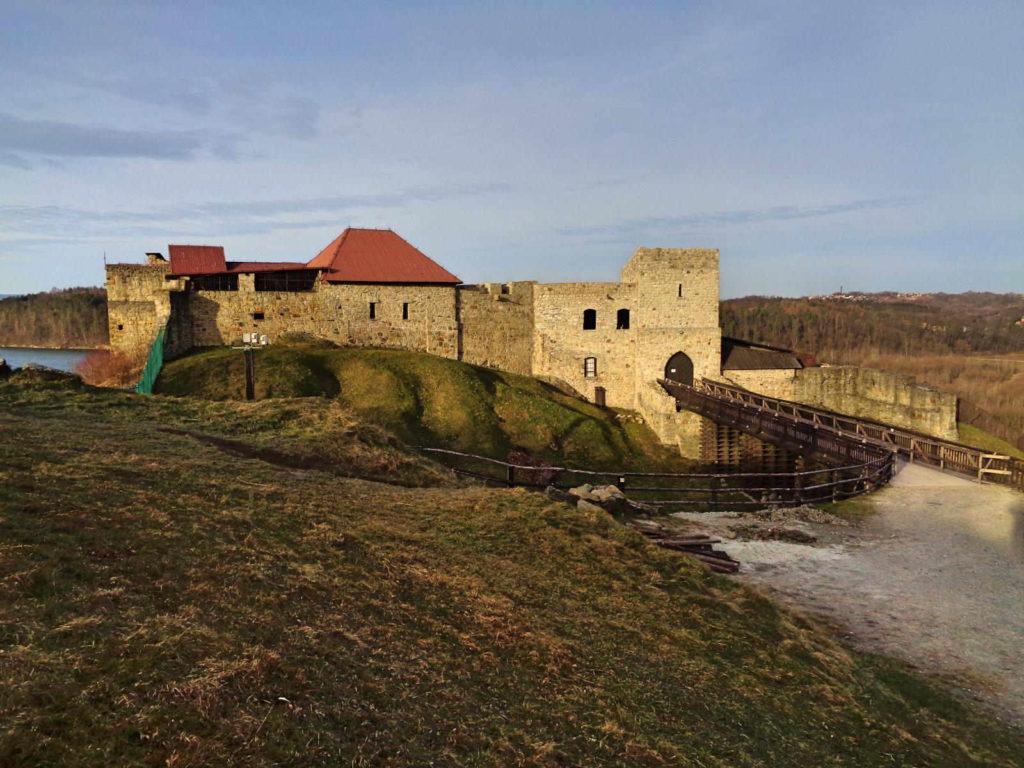 Zamek Dobczyce