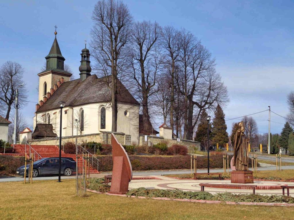 Siepraw, kościół Świętego Michała