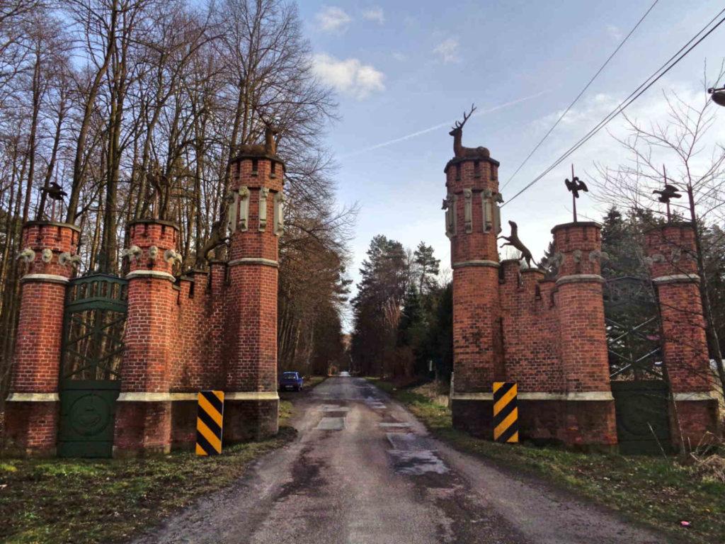Szlaki koło Krzeszowic