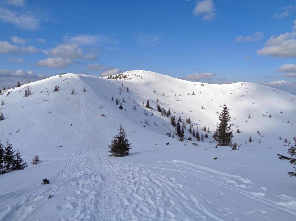 Tatry, Grześ zimą