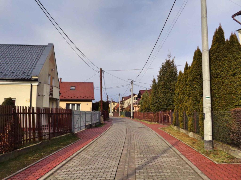 Wieś Nielepice