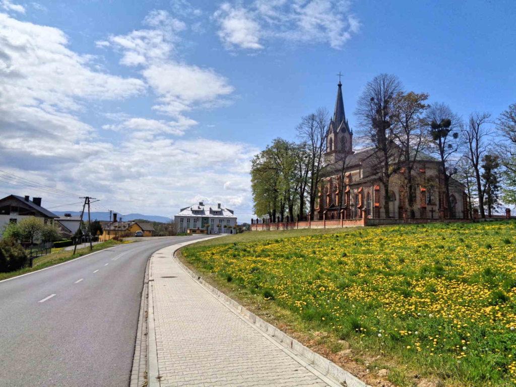 Osiek, kościół św. Andrzeja