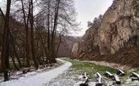 Dolina Mnikowska, szlaki