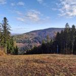 Góra Chełm, widoki