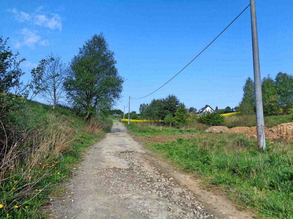 Dolina Kobylańska, dojście
