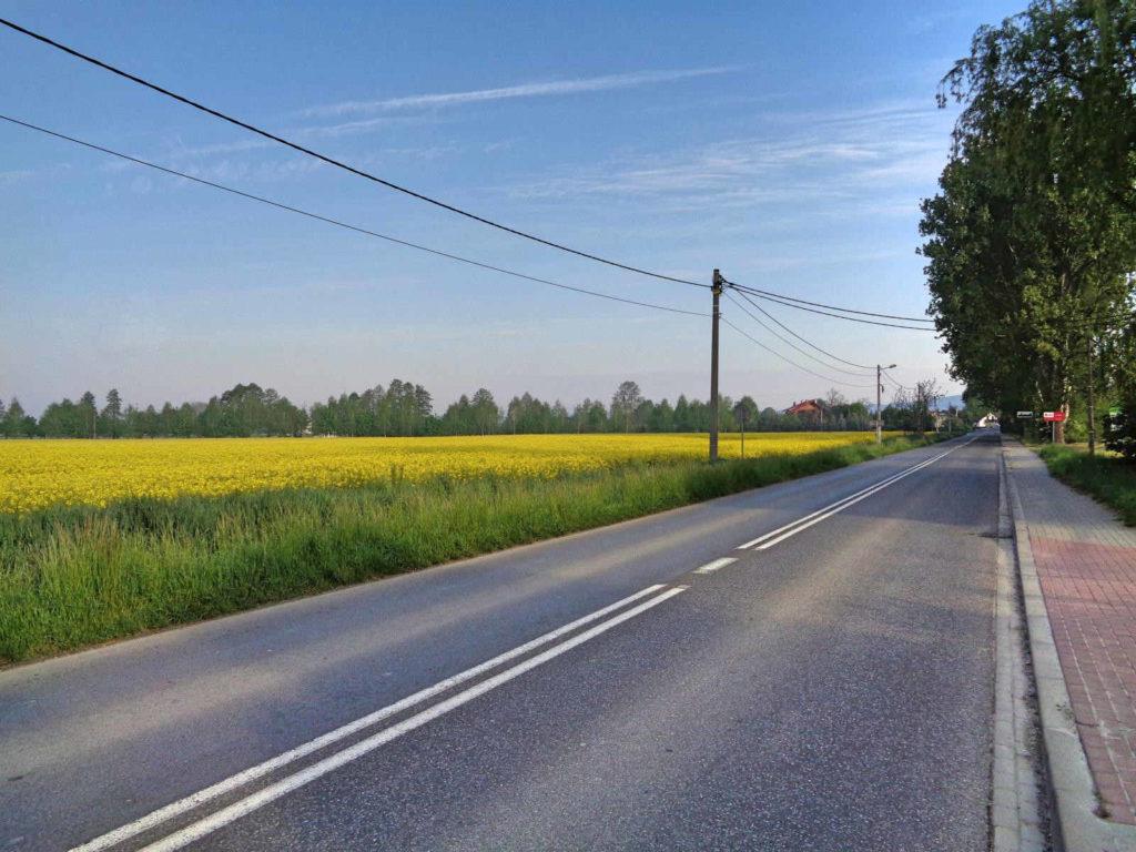 Gmina Zabierzów, rower