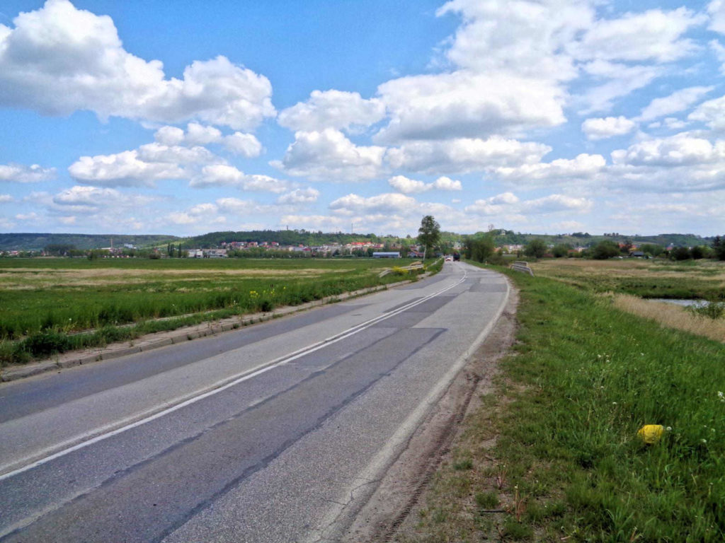 Droga na Pińczow