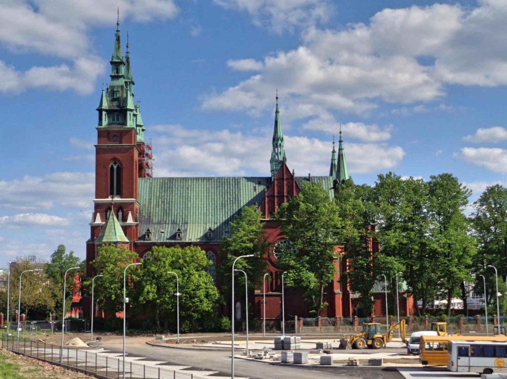 Kielce, Kościół św. Krzyża