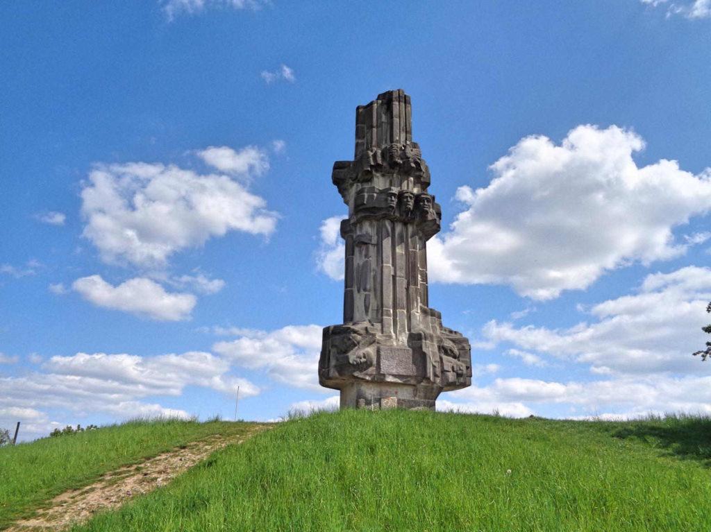Kielce, Pomnik Bojowników o Wyzwolenie