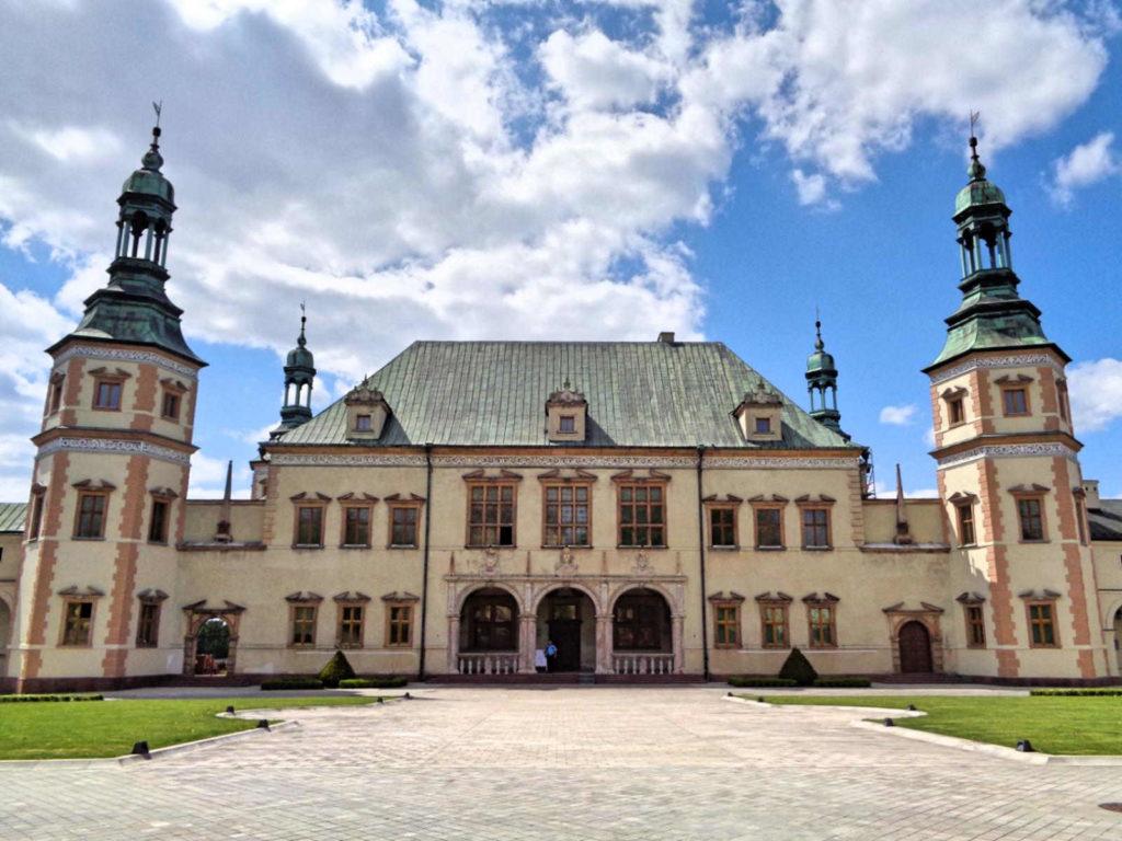 Pałac Biskupów Krakowskich, Kielce
