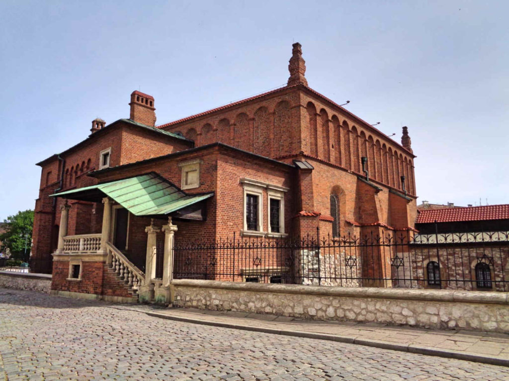 Kazimierz, Stara Synagoga