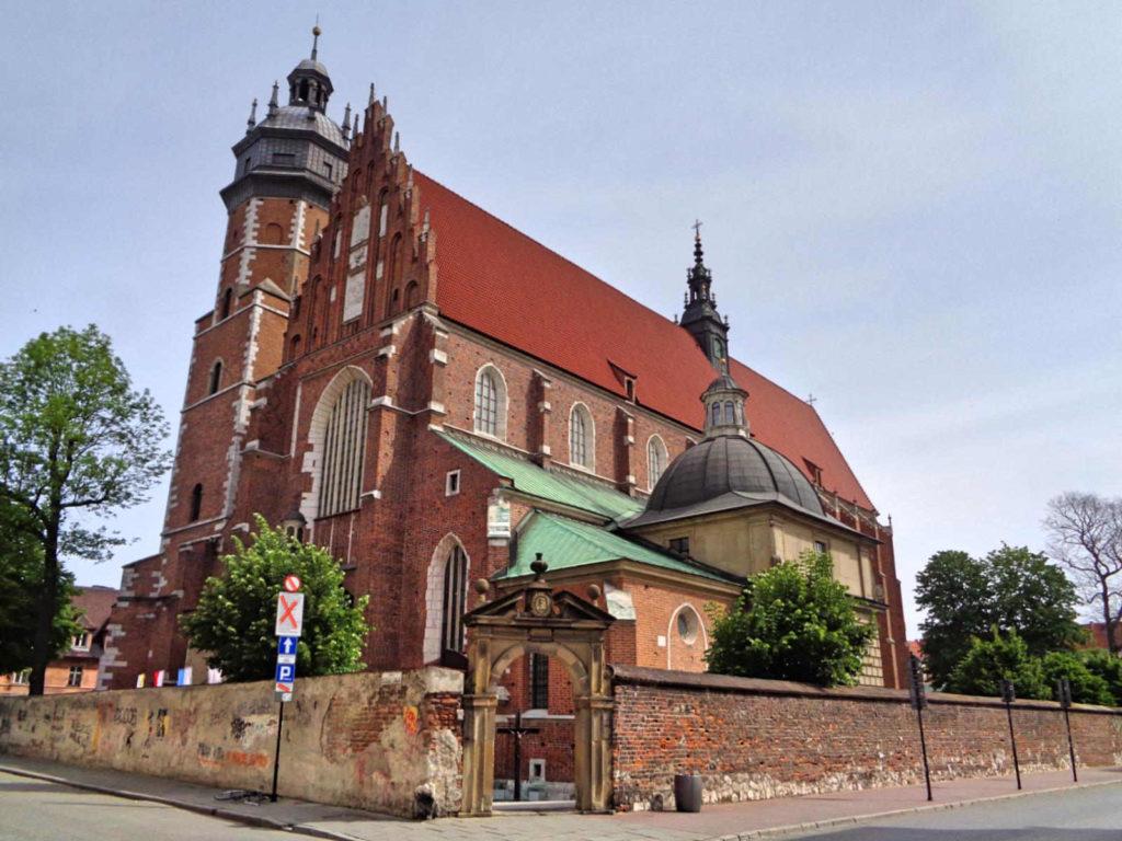 Kraków, Bazylika Bożego Ciała