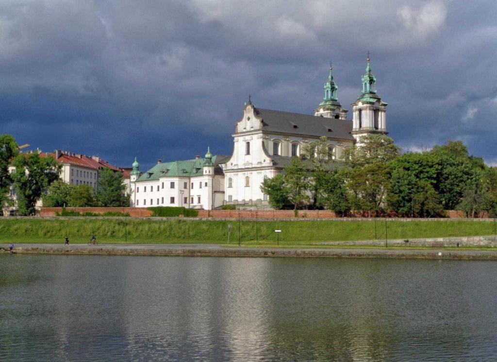 Kraków, Bazylika Michała Archanioła