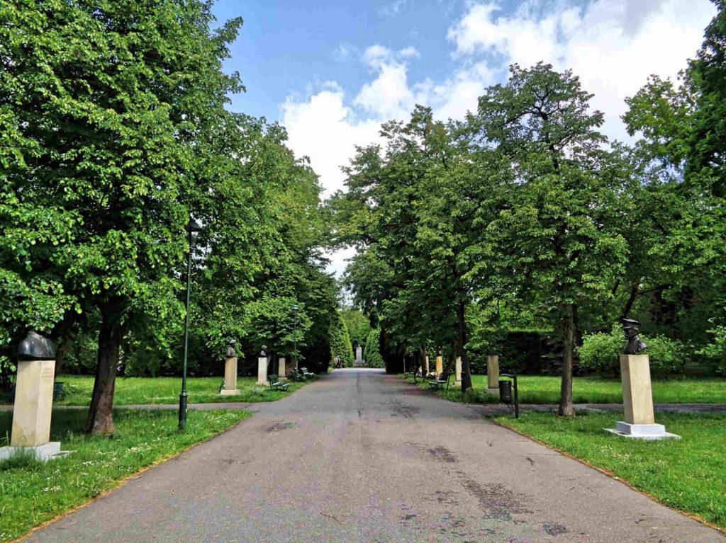 Kraków, Park Jordana