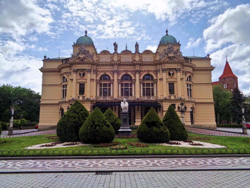 Kraków, Teatr Słowackiego