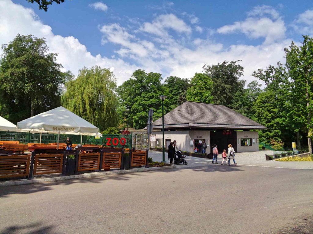 Kraków, Zoo