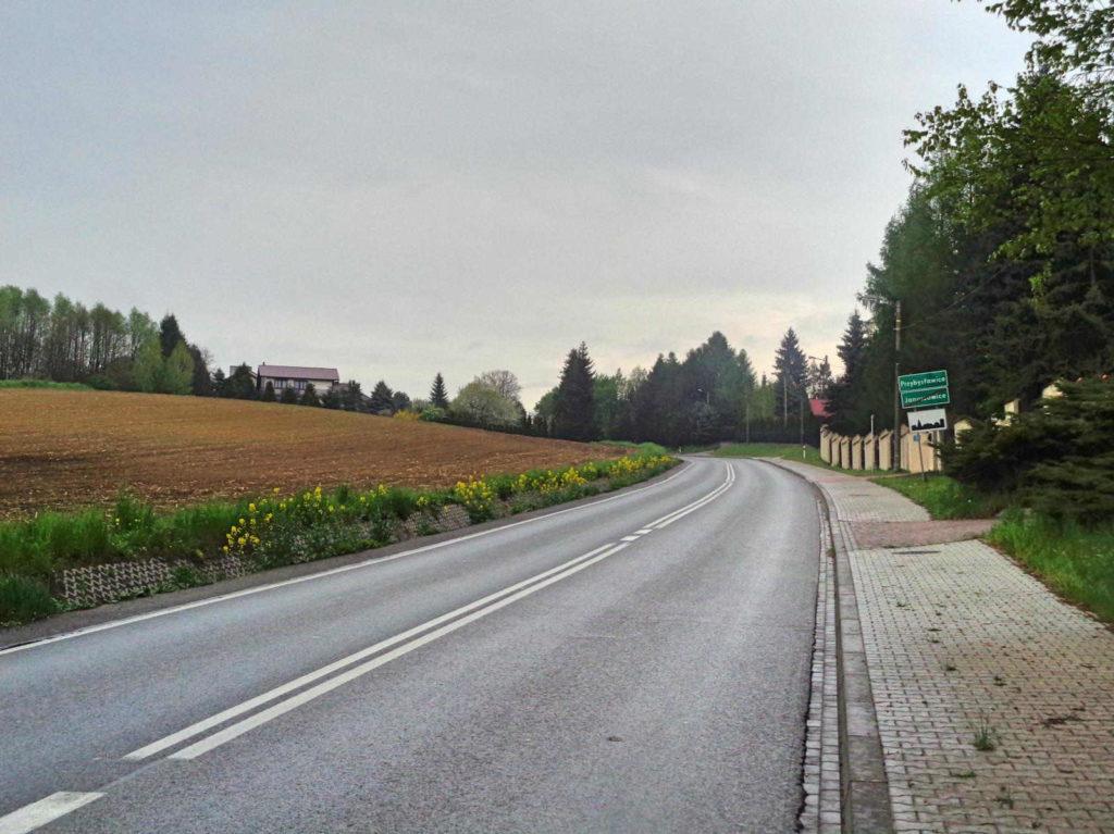 Droga 794, Przybysławice