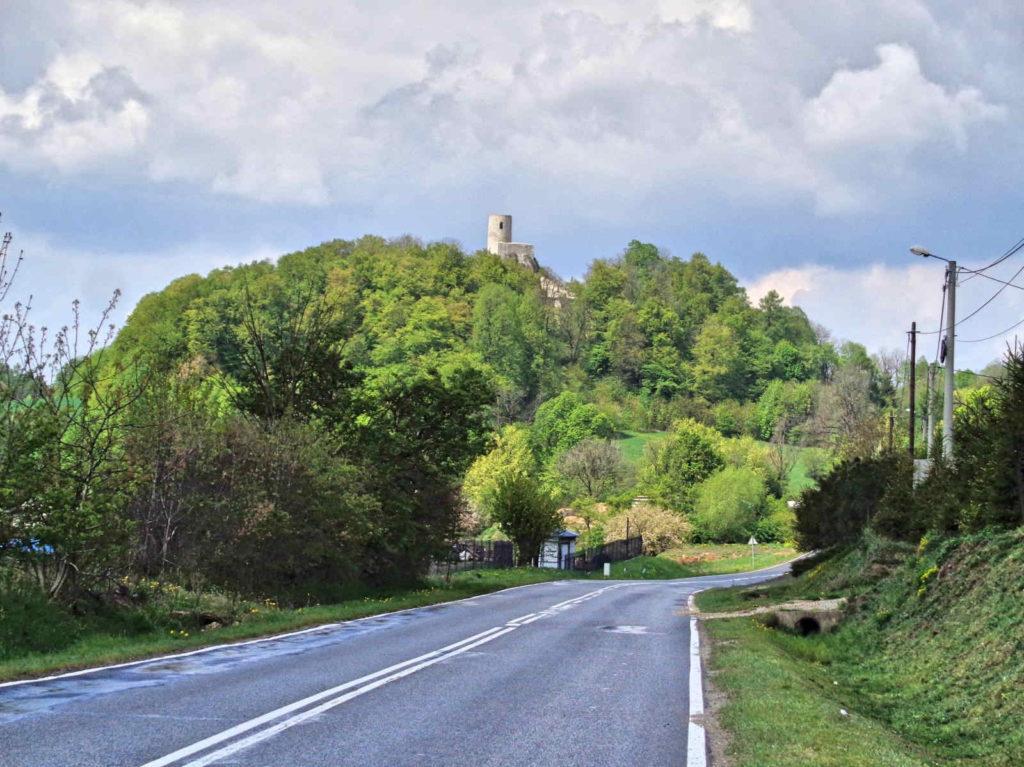Zamek Pilcza, Smoleń