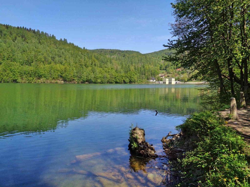 Porąbka, Jezioro Międzybrodzkie
