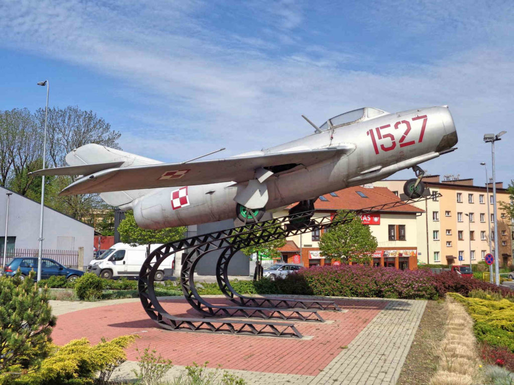 Samolot Lim-2, Andrychów