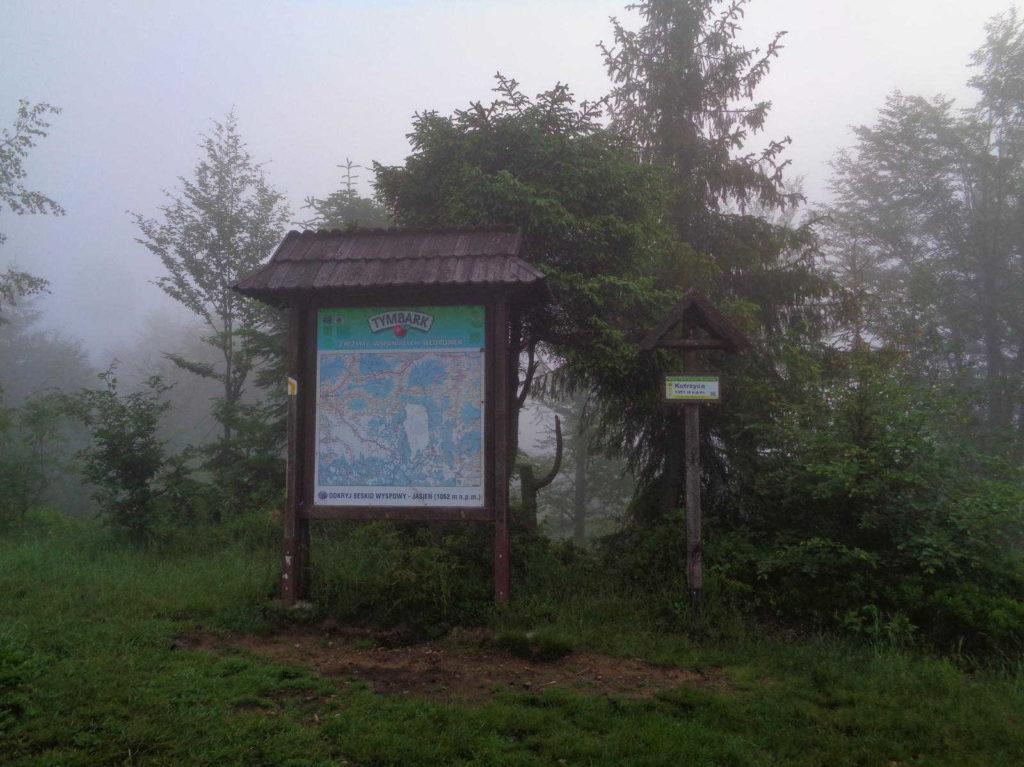 Beskid Wyspowy, Kutrzyca