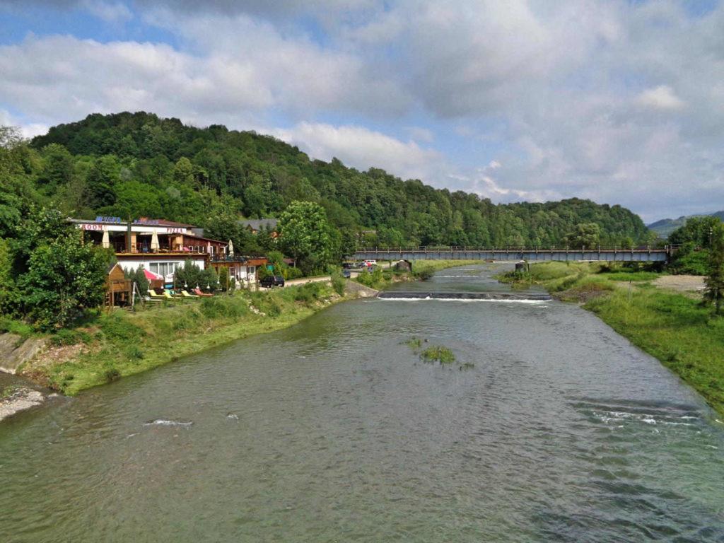 Rzeka Mszanka